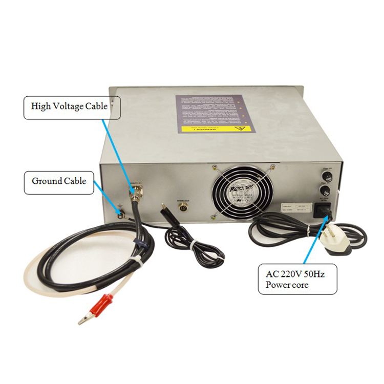 DC 0 - 30KV single output high voltage power supply for laboratory