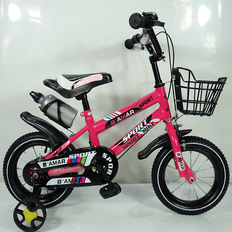 China factory sell cheap steel high quality children bicycle