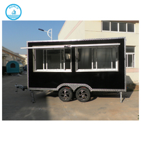 Australian Standard Vending Food Trailer Coffee Cart Design Mobile Food Car for Sale