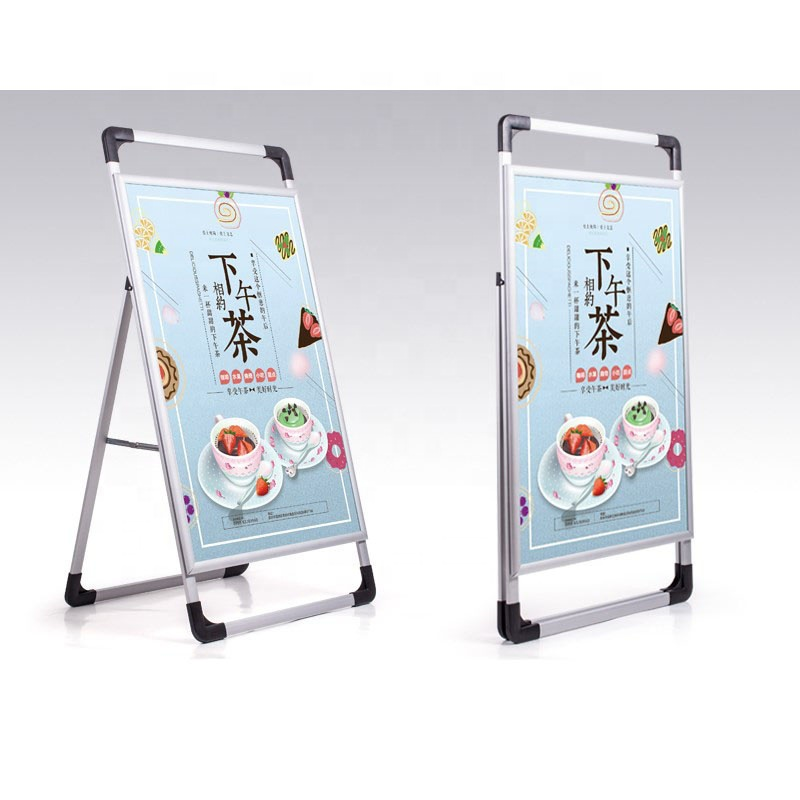 High Quality A-Frame Sign <strong>A0</strong> <strong>Display</strong> Poster Frame Stand