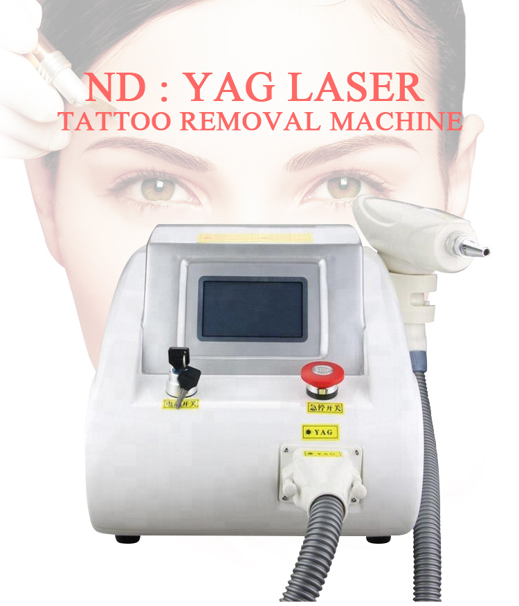 Laser Colour Tattoo Pigmentation Removal Laser machine
