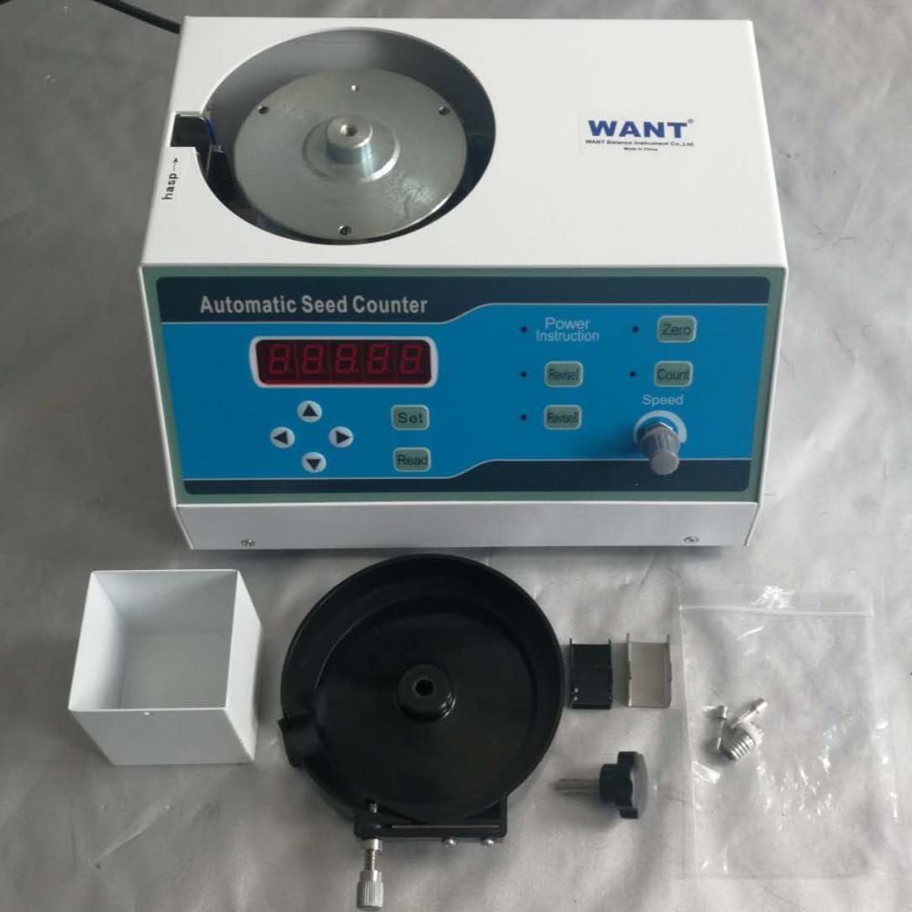 Automatic digital seed counter LED counting machine for <strong>grain</strong>