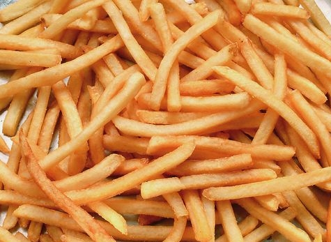 French Fries แห้ง Spin de น้ำเครื่อง