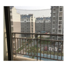 20mm*20mm <strong>Safety</strong> rope netting balcony net <strong>safety</strong> made in Binzhou longfeng