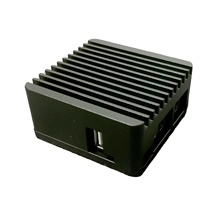 Mini Router Dual Ethernet Ports 32G <strong>Flash</strong> Memory Built-in English System with Power Supply NanoPi R2S