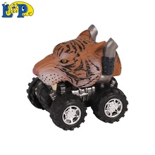 Animal Empire high quality wild animal series collection toy car plastic animal toy