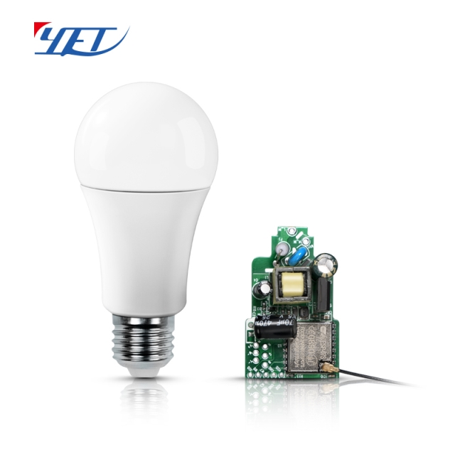 3000K-6500K dimmable wifi LED <strong>bulb</strong>