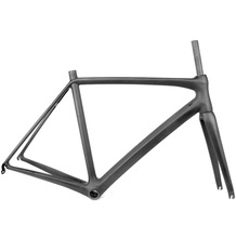 On sale! 700c classical <strong>carbon</strong> road bicycle frame with BB86 bottom bracket in caliper brake