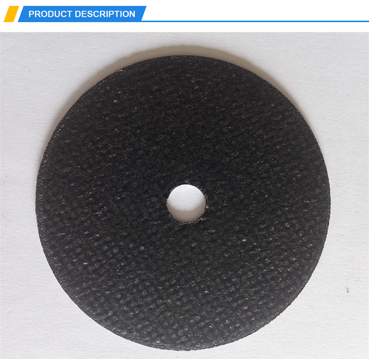 High quality in various styles cutting wheels for metal and stainless steel