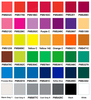 Any pantone color