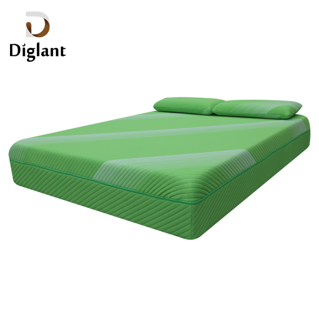 DM31Diglant Latest Double Fabric Foldable King Size Single Bed queen Gel Memory Natural Latex mattress - Jozy Mattress | Jozy.net