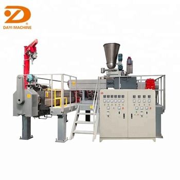 Dayi Fully Automatic bugle Pani Puri Making Machine 3d 2d Pellet Snack Food Extruder Extrusion Machine
