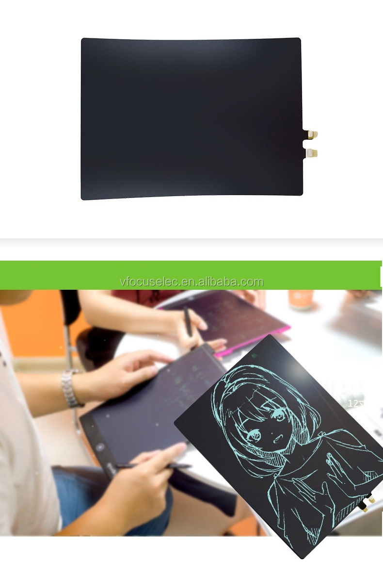 8.5 inch Writing LCD Screen Panel Erasable Lcd Digital Drawing Tablet Palnel