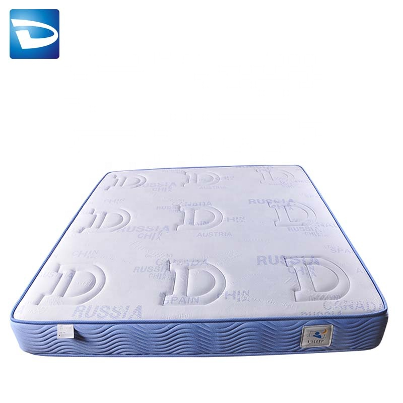 Newest Metal Box Spring Anti-static Anti decubitus Mattress - Jozy Mattress | Jozy.net