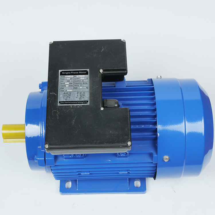 YL 7122 type 0.55kw 2880rpm single phase induction <strong>motor</strong>