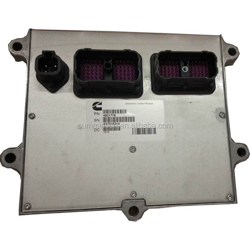 Original Genuine Cummins QSB Diesel Engine Spare Parts Ecm Controller 4921776