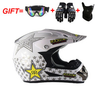 small order is welcome ATV off-road helmets all seasons motocross helmet with riding accessories