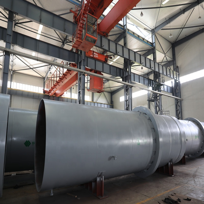 China Activated Carbon Rotary Granulator, Rotary Kiln Price