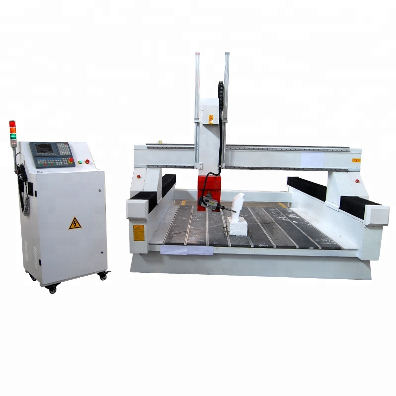 High Precision CNC Machining Curved Surface Engraving 5-axis CNC Machine