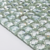 Century Shining Mirror Square Crystal Glass Mosaic Tile