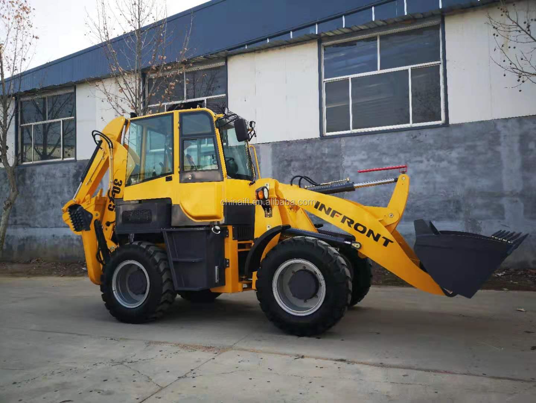 wheel loader front loader and excavators backhoe loader for sale