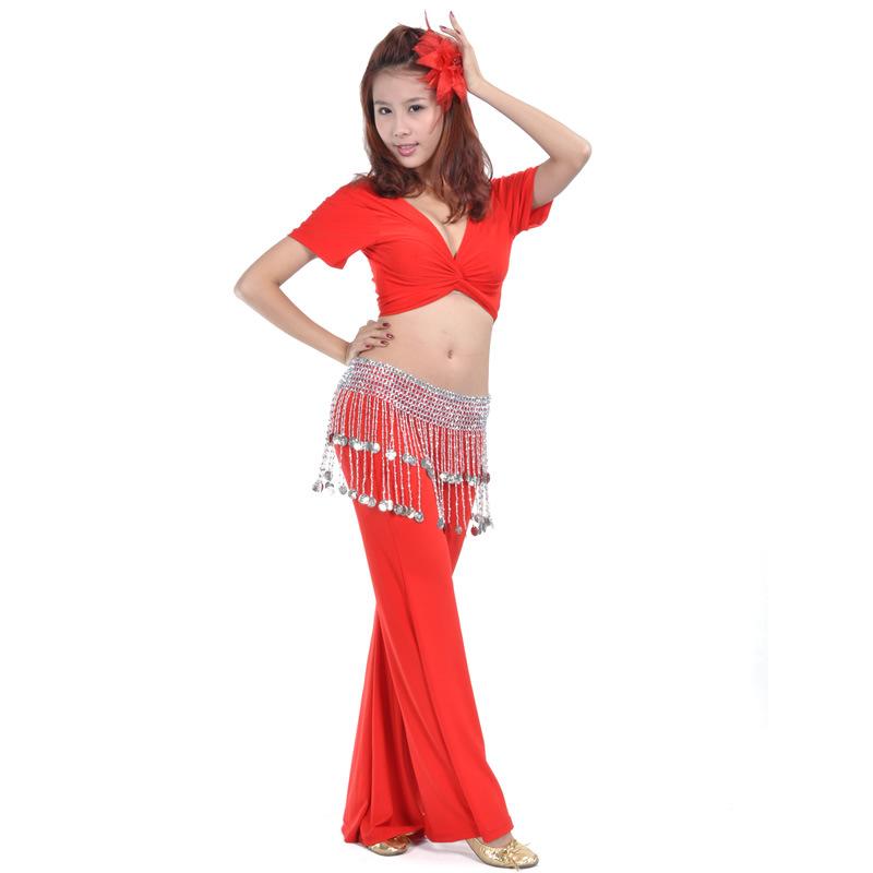 Belly dance belt with coins BellyQueen
