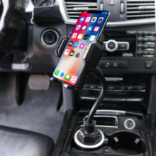 2020 New Design Car Cup Phone Mount Easy Used Bracket Cellphone Holder