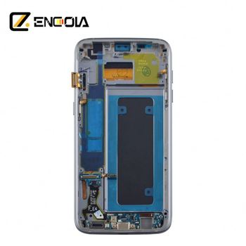 refurbish display lcd touch screen for samsung galaxy S2 S3 S4 S5 S6 S7 EDGE, repair lcd display panels for samsung