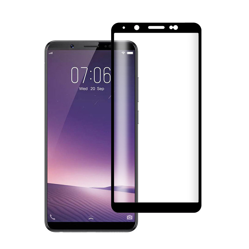 mobile phone screen protective film HD 9H tempered glass protective film for vivo v9 / y95 / x21 /v11/<strong>z10</strong>