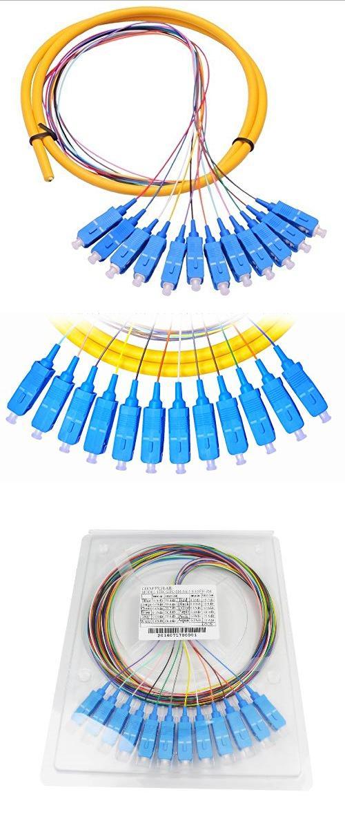 fiber optic 0.9mm pigtailSM