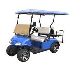 CE Certification 4 Seat ezgo rxv golf club course Electric Golf Cart