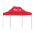 Portable Aluminium Pop Up Canopy Advertising in Trade Show Tent Fabric