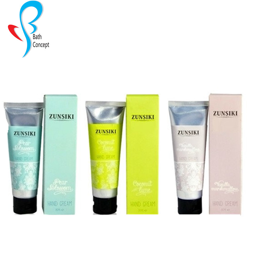 Tube hand cream gift set