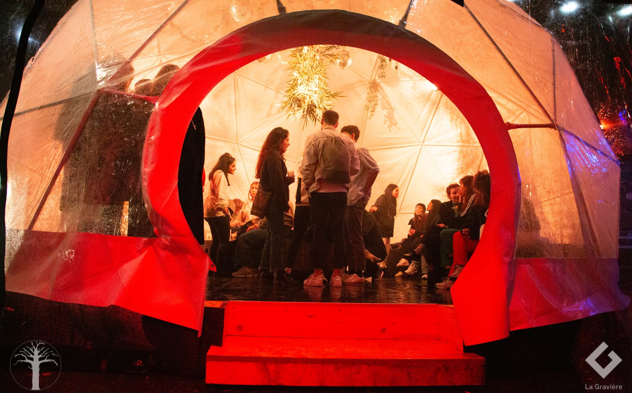 Luxury 4/5/6/8m geodesic dome tents glamping tent