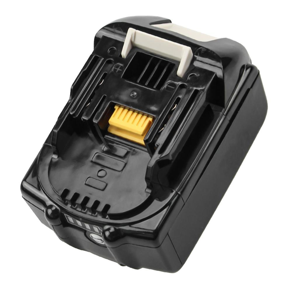 18V 6.0Ah <strong>battery</strong> pack li-ion BL1860B Rechargeable Deep Cycle Combo KIt Cordless power tools <strong>battery</strong> with indicator light