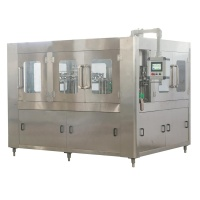 Automatic Red Bull Energy Drink Water Bottle Filling Machinery / JuiceJuce Filling Machine / Equipment