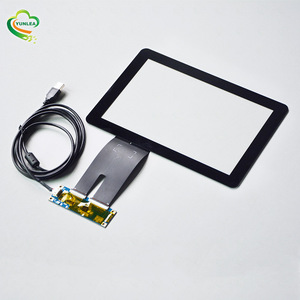 EX80H83 EXC3189 ILITEK2511 ILITEK 2510 10.1 projected capacitive touch screen