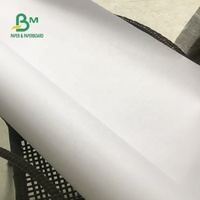 60grams white bond Tracing Plotter Paper Roll for Apparel Factory 160cm 180cm Width