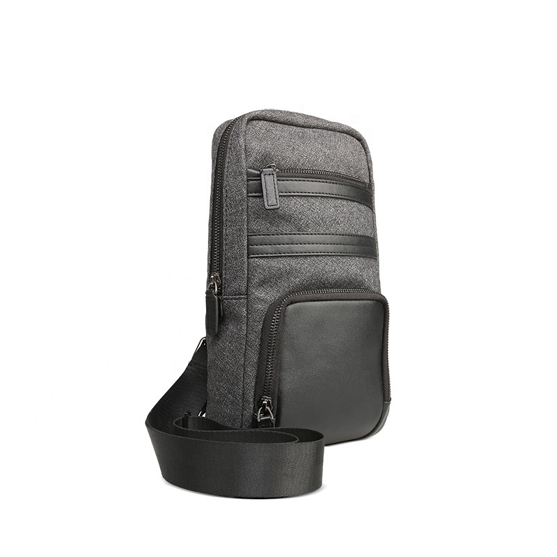 <strong>Specialized</strong> in manufacturing outdoors waterproof pu leather men cross bag