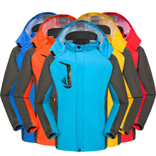 Spring and Autumn Thin Charge Clothing Custom Printed Logo Wind-proof and Cold-proof Outdoor Jacket