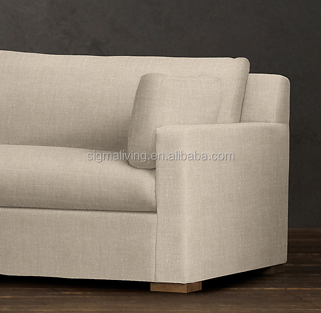 Home furniture chesterfield fabric living room chic, ultra-comfortable twist swivel chair
