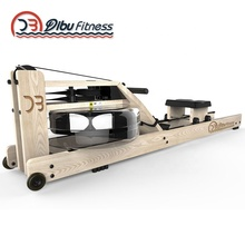 wood frame water rower rowing machine by waterRower AW-16