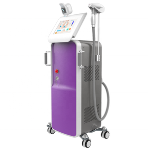 Factory Sale Medical CE Laser Diode 808 755 1064 nm Laser Super Hair Removal Device/ Laser Diode Hair Removal Machine Price
