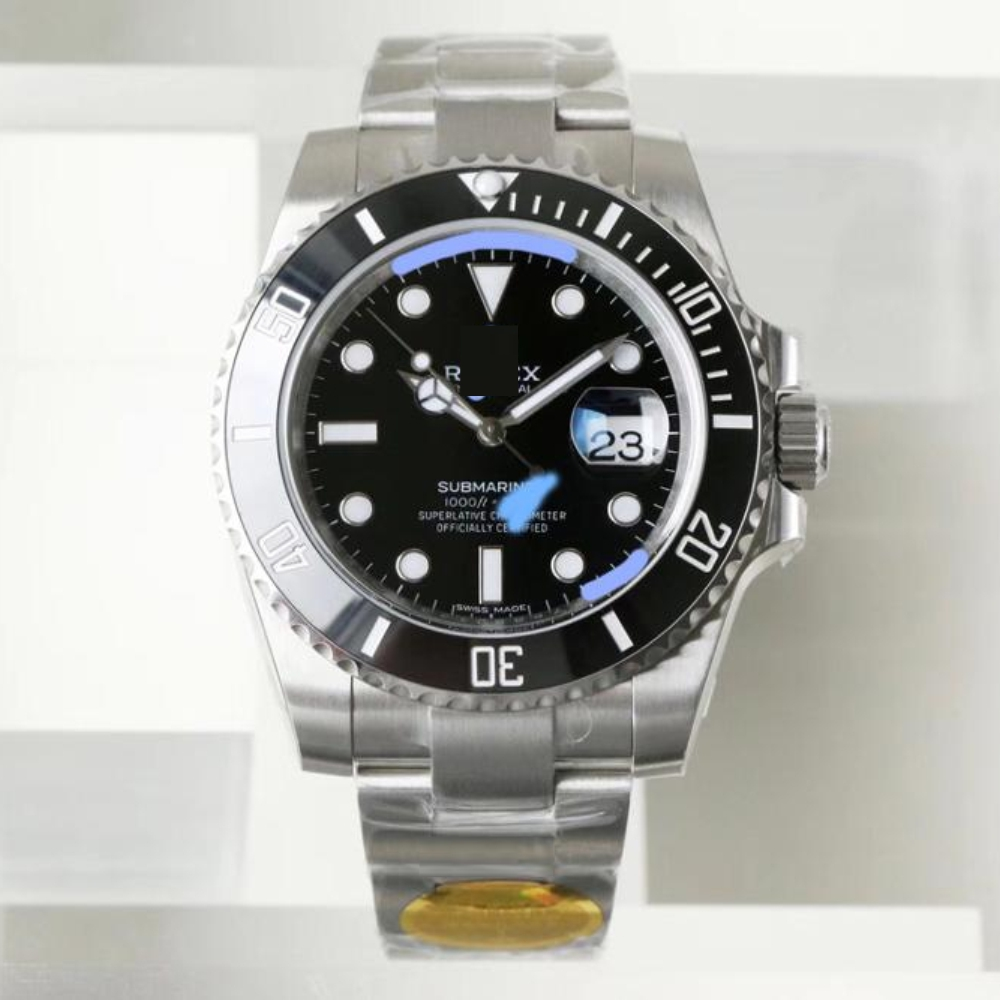 Low Moq Rollex Style Mans Cool Watch Men Watches