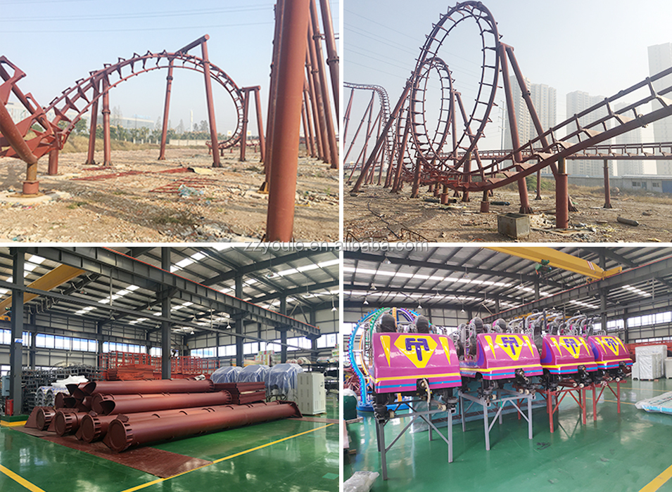 amusement equipment family spinning roller coaster rides  price roller coaster manufacturers