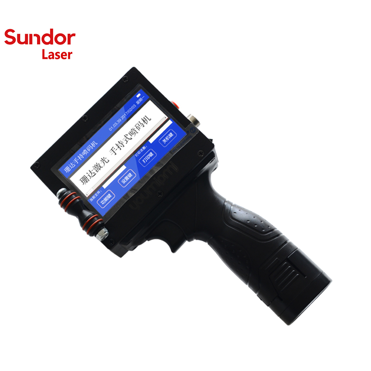 Alibaba Hot Small Letter code Industrial Inkjet <strong>Printer</strong> For Mobile Handheld Date Code For Sale