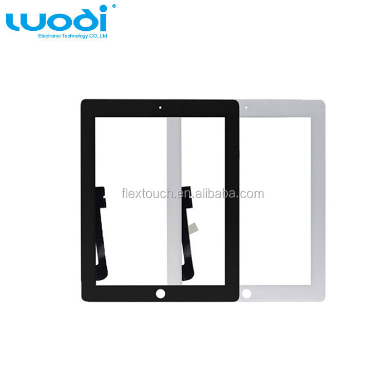 Wholesale Touch Screen Glass Panel Digitizer for iPad 3