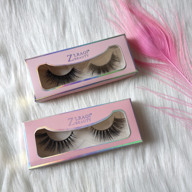 Super low price wholesale eBay Amazon popular Wholesale Real Siberian Mink Strip Lashes Private Label Packaging 3D Mink Eyelash