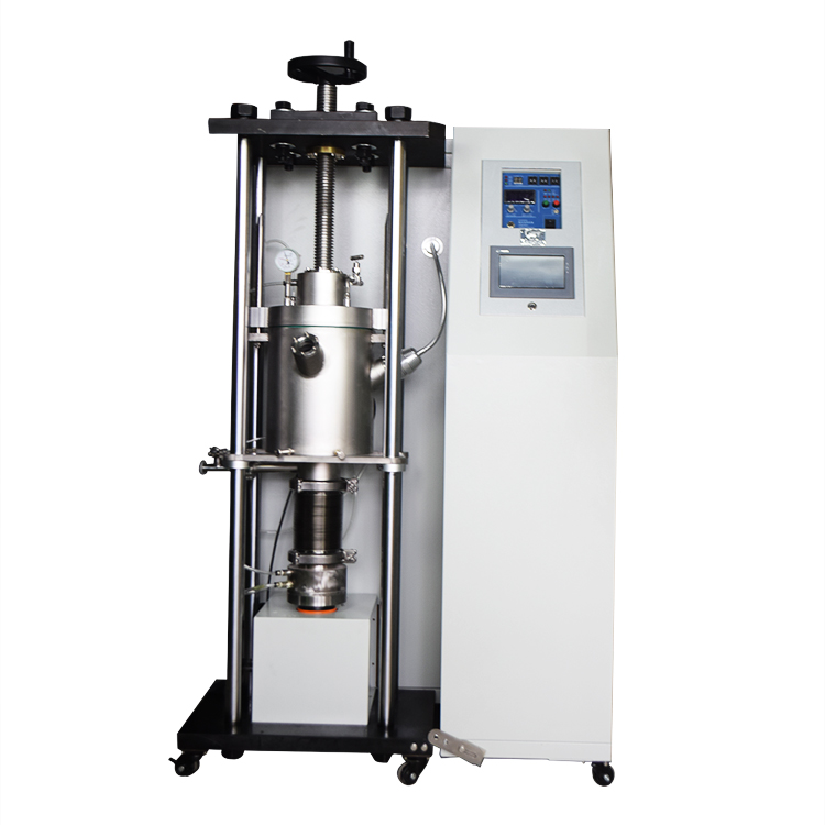 Laboratory vacuum rapid hot press sintering furnace for powder metallurgy