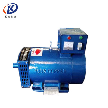 Single Phase Electric Generator